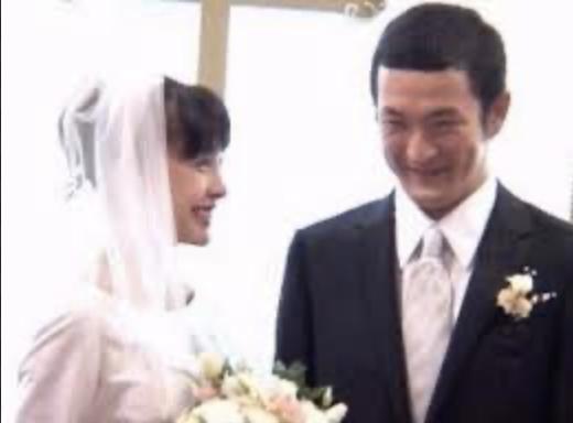 竹内結子と中村獅童の結婚式