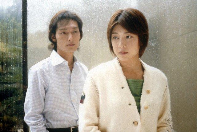 2003年映画「黄泉がえり」橘葵役の竹内結子