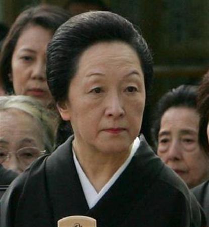 中村獅童の母・小川陽子