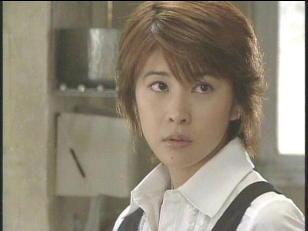 2001年ドラマ「ランチの女王」麦田なつみ役の竹内結子