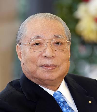 創価学会名誉会長・池田大作氏