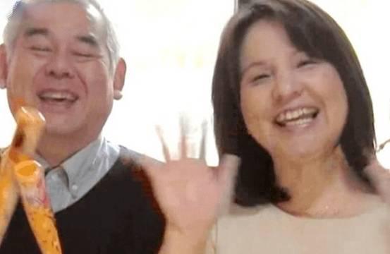 NiziUマコの両親(ビデオレターより)