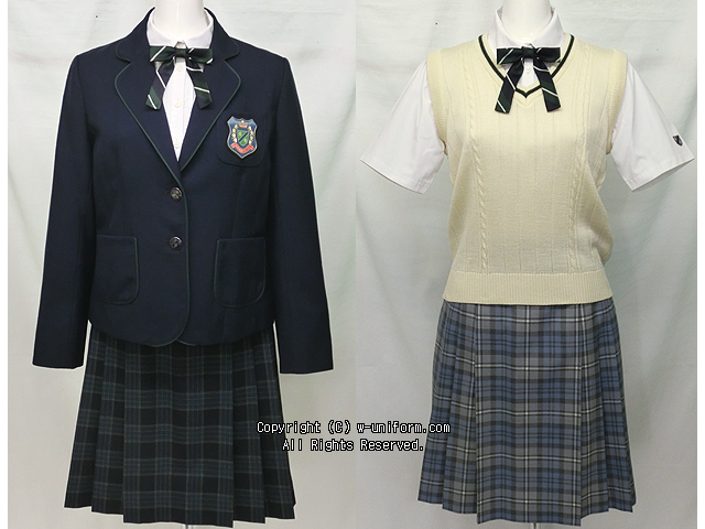 國學院高等学校の制服