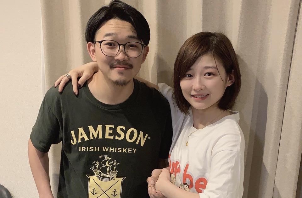 オズワルド伊藤俊介と伊藤沙莉