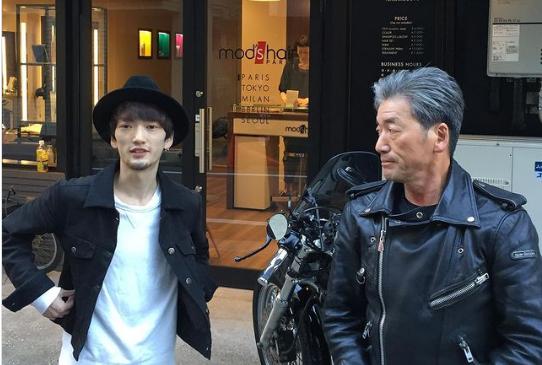 ニューヨーク嶋佐和也の弟と父親