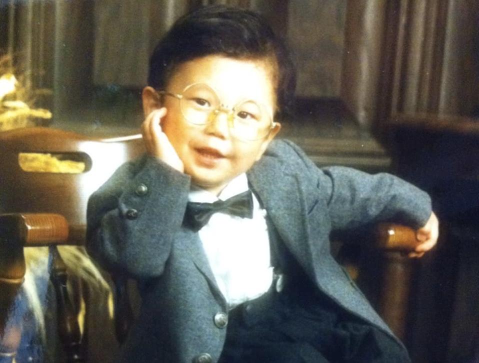 2歳のダイヤモンド小野竜輔