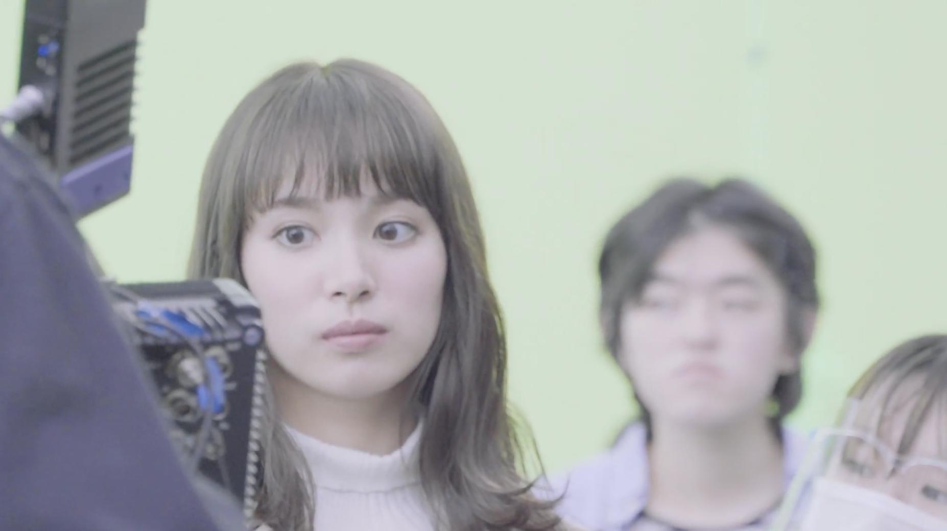 2020年11月「JINS 1DAY(ジンズ ワンデー)」のTVCM 関水渚