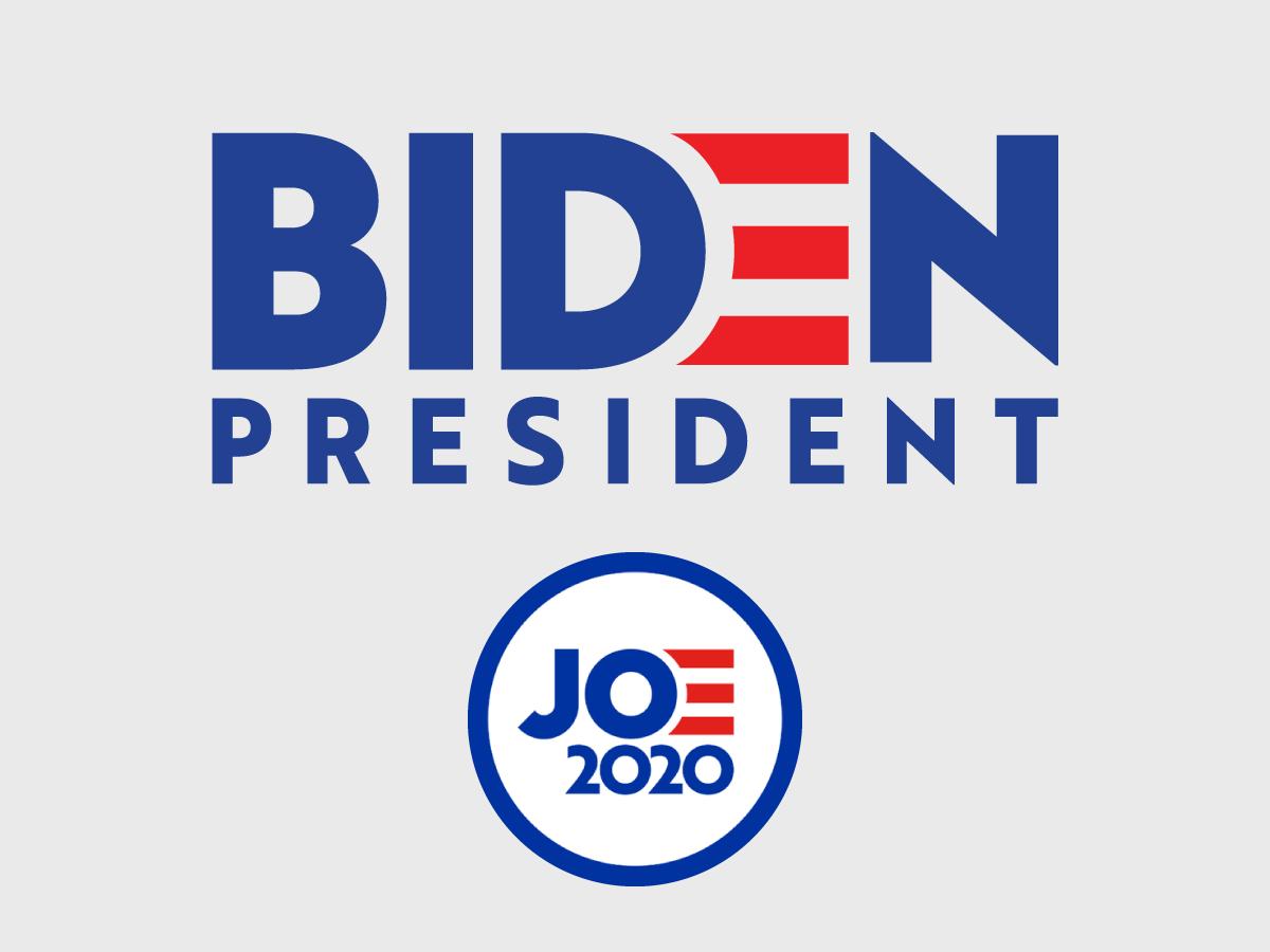 バイデンのロゴ
