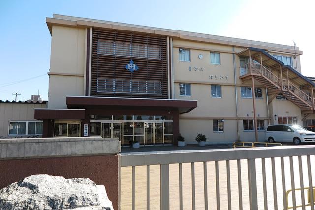 小原田中学校
