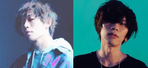 左:須田景凪 右:米津玄師