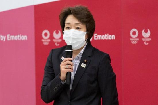 2020年会見時の橋本聖子