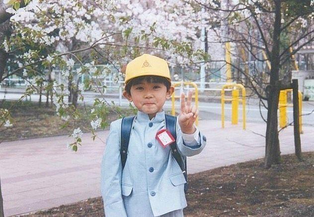 小学校1年生の頃の吉沢亮