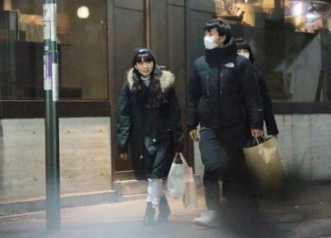 菅田将暉&二階堂ふみ 門脇麦&仲野太賀のWデートフライデー画像
