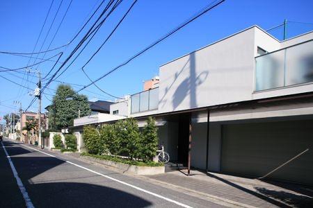 原田泳幸の自宅は松濤?