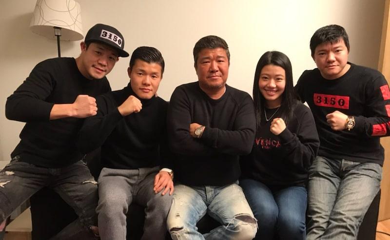 亀田史郎の家族