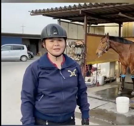 華原朋美の乗馬動画がヤバイ