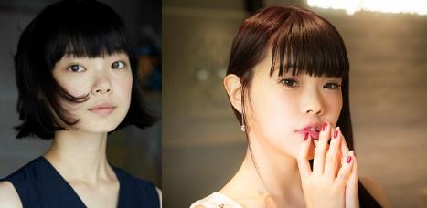 左:古川琴音 右:アイナ・ジ・エンド