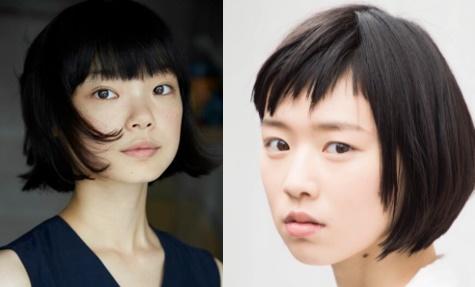 左:古川琴音 右:片山友希