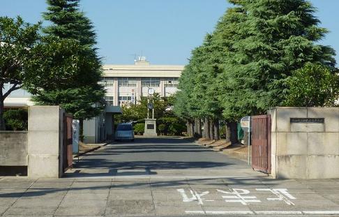 岡山県の西大寺高等学校