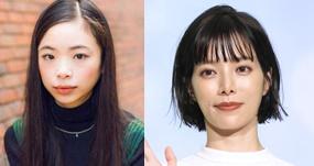 左:趣里 右:桜井ユキ