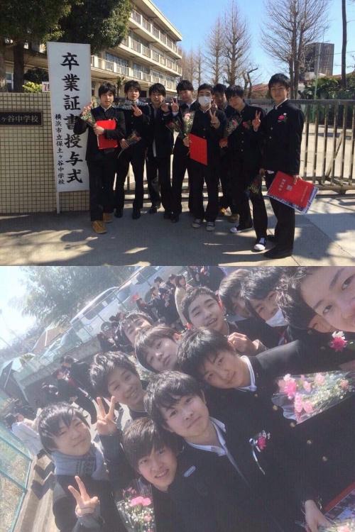 髙橋優斗の中学は横浜市立保土ヶ谷中学校