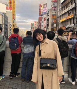 志田彩良シャネルのバッグは祖母のお下がり?