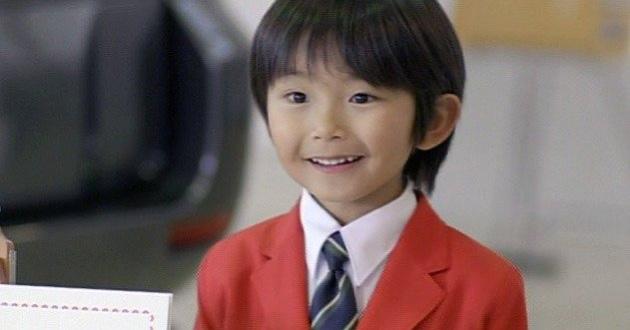 加藤清史郎の子供店長