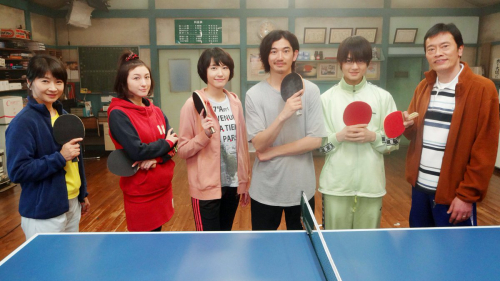 「ミックス。」で共演した佐野勇斗と新垣結衣