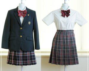 堀越学園高校の制服