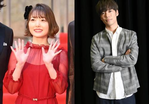 左:花澤香菜 右:小野賢章