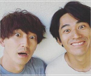 左:永山瑛太 右:永山絢斗