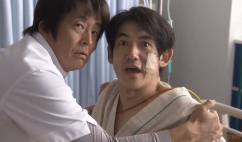 ドラマ「病院で念仏を唱えないでください」より永山竜弥