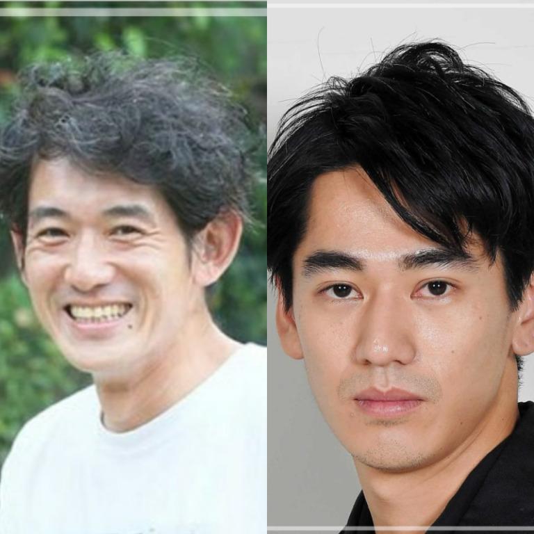 左:兄の永山竜弥 右:弟の永山絢斗
