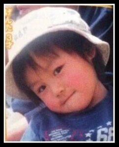 松田元太の幼少期