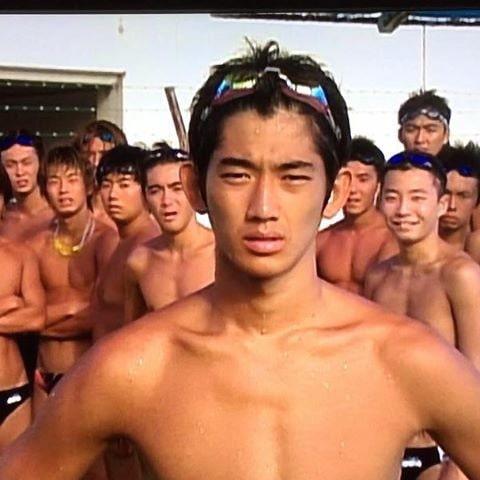 WATER BOYS出演の永山瑛太