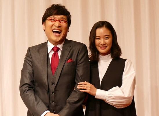 蒼井優と南海キャンディーズの山里亮太が結婚