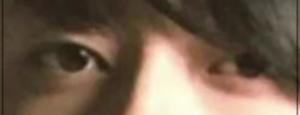 作間龍斗の目は整形?