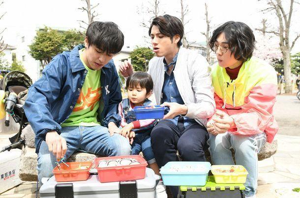 「3人のパパ」より 山田裕貴に結婚した妻はいる?