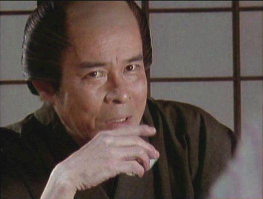「剣客商売(藤田まこと版)」(2001年 第3シリーズ)の「第4話 冬木立」の水上保広。