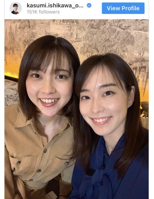 【顔画像】石川佳純の妹の名前は石川梨良!かわいいと話題!