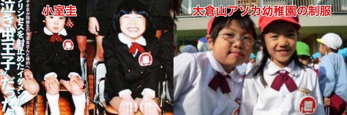 大倉山アソカ幼稚園小室圭