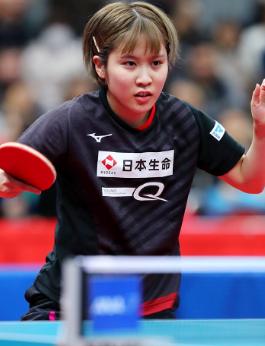 平野美宇は大原学園高等学校卒業!大学進学せず卓球に専念?