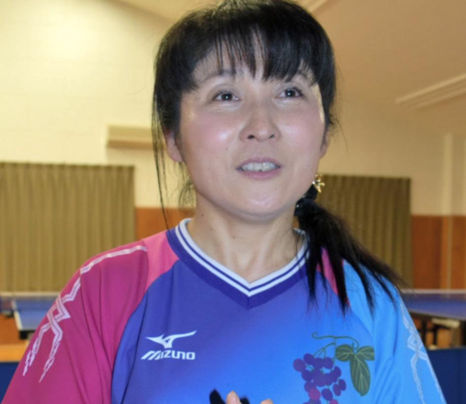 平野美宇 母親 中国人