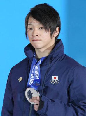平野歩夢 ソチオリンピック 出場時画像 若い頃 目は整形?