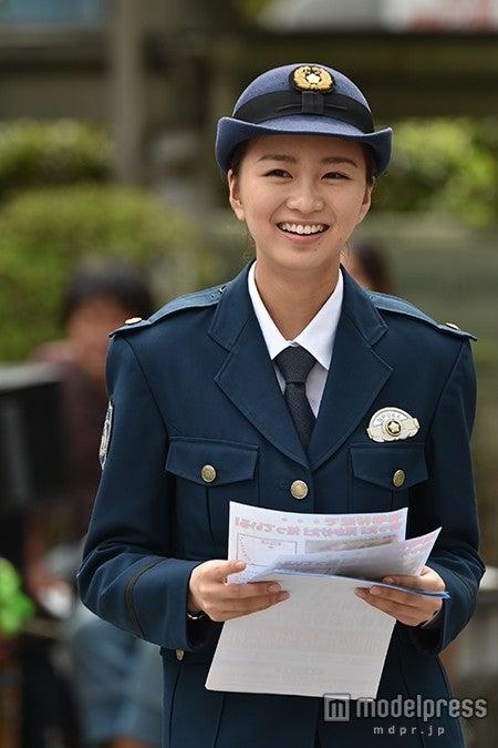 ドラマ「サイレーン」で連続ドラ初出演を果たした岡崎紗絵