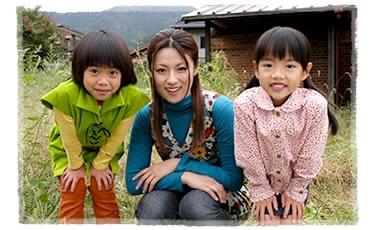 ウメ子で深田恭子と共演した村上茉愛