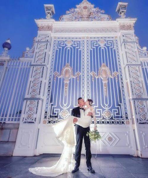 おのののか 塩浦慎理 結婚式画像